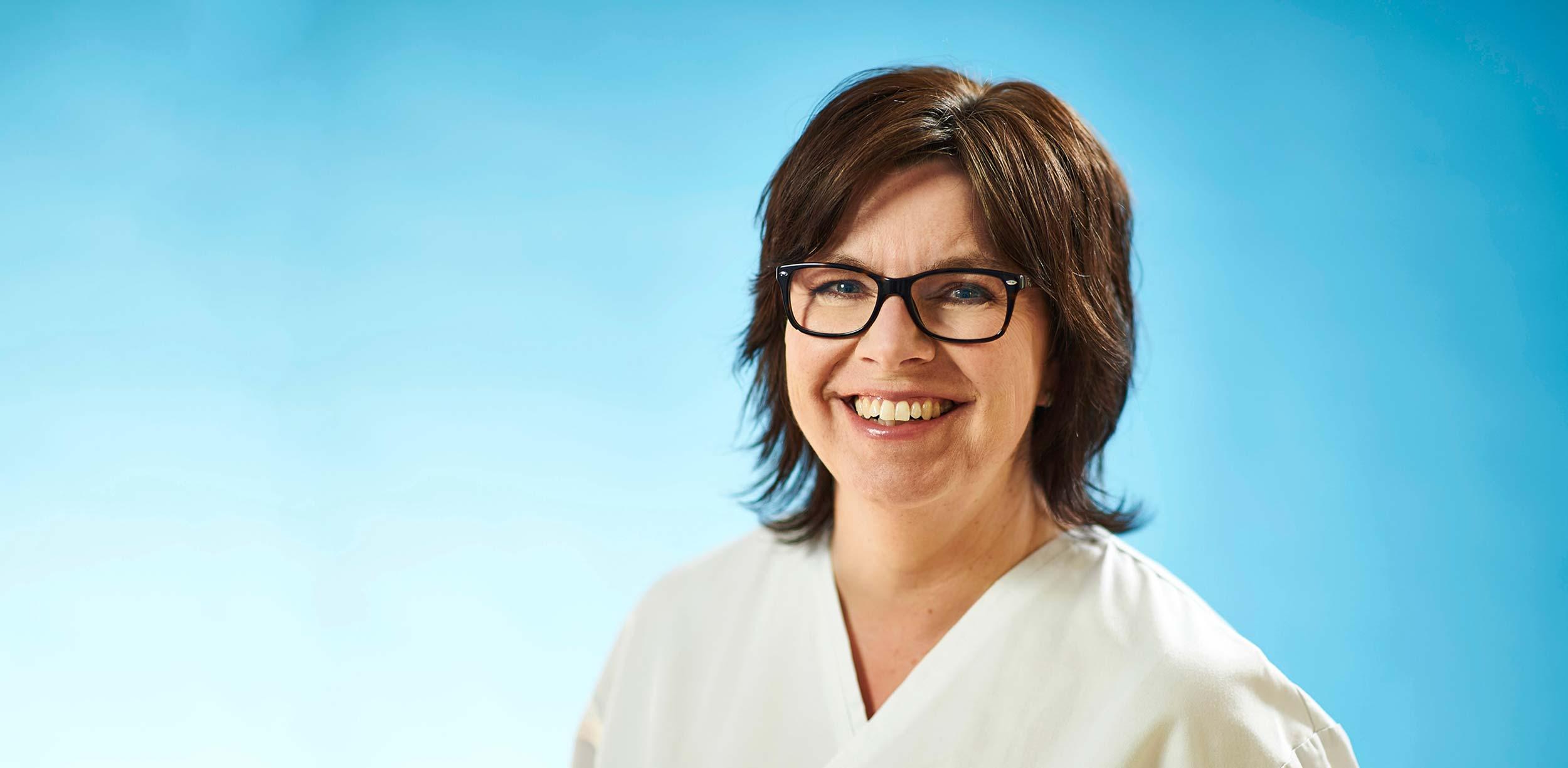 Andrea Köhler Breast Nurse