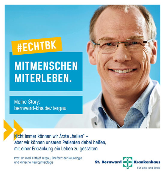 Prof. Dr. med. Frithjof Tergau