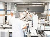 Bernward-Krankenhaus Küche