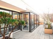 Bernward-Krankenhaus Balkon