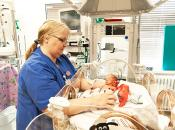 Bernward-Krankenhaus Säuglingstation