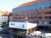 Bernward-Krankenhaus Hildesheim Außenansicht